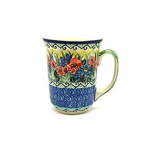 Polish Pottery Mug – 16 oz. Bistro – Unikat Signature U4610