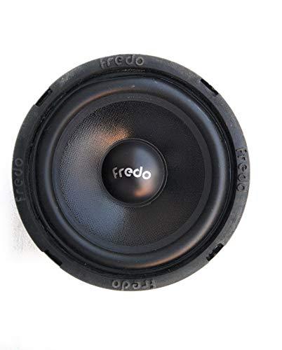 "FREDO 6"" Subwoofer Black PP Cone Pro Sound Box/Car/Home Theatre 8 Ohms/ 70 Watts"