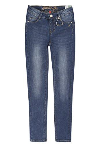 Lemmi Mädchen Jeanshose Jeggings Jeans Girls Big, Blau (Blue Denim Blue 0013), 152 (Herstellergröße: 152)