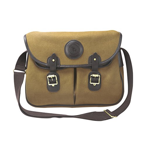 Tourbon Vintage Fly fishing Tackle Fall Crossbody Schulter Gear Tasche Canvas und Leder