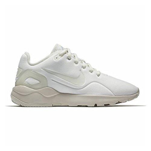 Nike LD Runner LW Zapatillas de Deporte para Mujer, Beige/Blanco