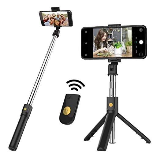 CGY Handy Stativ Stativ Smartphone,Handy Halterung und Bluetooth Fernbedienung Kamera Stativ für iPhone&Android Mini Flexibel Stativ