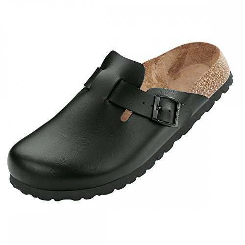 Betula Rock 740533, Unisex - Erwachsene Clogs & Pantoletten Black