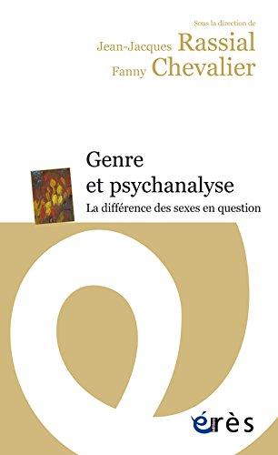 Genre et psychanalyse : La différence des sexes en question