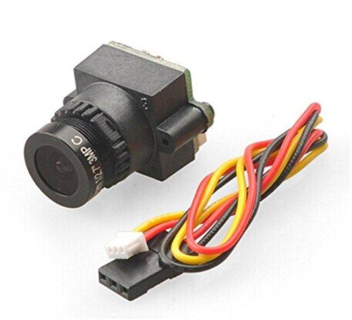 Happymodel HD 1000TVL Mini FPV Kamera-Objektiv 2.8mm 3MP PAL / NTSC Schaltbare w / Winkel verstellbaren Halterung für DIY RC Racing Drone 250 210 - 2