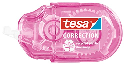 Tesa 59815-00-00 Mini Korrekturroller, pink -