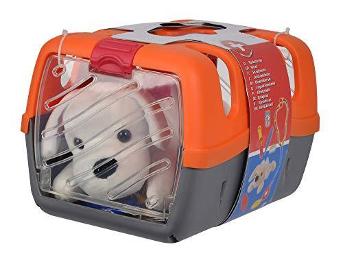 Simba 5543060 - Tierarztkoffer orange / grau