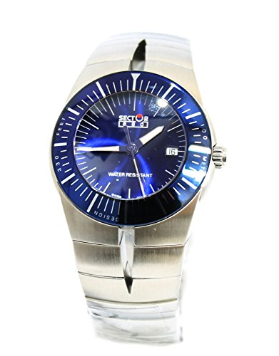 Sector 880 Women Wrist Watch Blue 100 MT Sapphire Glass listino 410,00 Watch