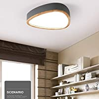 WZJ-Ceiling light LED Ceiling Lamp for Living Room, Simple Modern Home Bedroom Lamps, Children