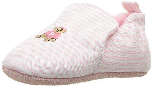 Ralph Lauren LayettePercie - K - Percie Unisex-Kinder, Pink (Pink Stripe/Multi), 19 EU M Kleinkind (Polo Ralph Lauren Kleinkind Mädchen)