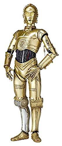 Figur Komplex Star Wars Revoltech C3PO Sea Sleepy O about155mm bemalt (Star Wars Katzen)