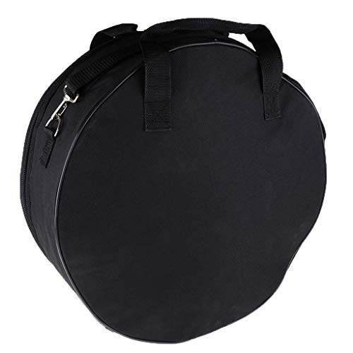 Tubayia Snare Drum Tasche Trommel Koffer mit Tragegriff und Verstellbare Schultergurt