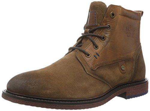 s.Oliver Herren 15224 Chukka Boots, Braun (Whiskey 350), 43 EU