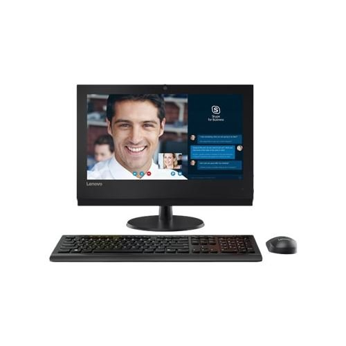 Lenovo V310Z 10QGA00HIH 19.5-inch All-in-One Desktop ( Core I5-7400/4GB/1TB/Intel Graphic/ Dos) black