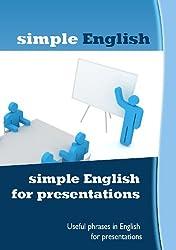 simple English for presentations (English Edition)