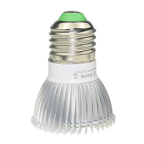 Sotoboo - Bombilla LED de 18 W para luz de planta