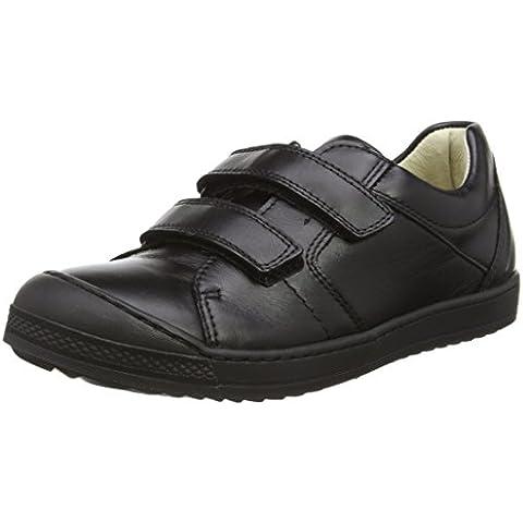 Froddo Boys School Shoe Black G3130089, Scarpe da Ginnastica Basse Bambino