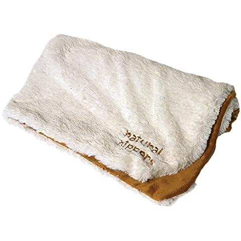 Rosewood pinze naturali lusso cucciolo Coperta 70 x 50cm - Luxury Pet Blanket