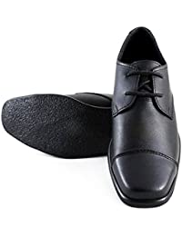 Willy Winkies - Black Color Genuine Leather Shoes-109