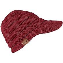 Overdose Sombreros De BéIsbol Unisex Sombrero Casual De Punto Mujeres Hombres Invierno Ganchillo Sombrero Mejor Gorra