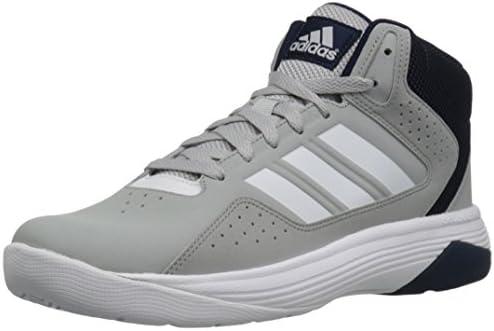 Adidas Performance Cloudfoam Cloudfoam Cloudfoam Ilation Mid scarpa da basket, nero   argentoo metallizzato   bianco, 6,5 B01CT3WO18 Parent | Promozioni  | Tecnologia moderna  | Una Grande Varietà Di Prodotti  | modello di moda  9b617a