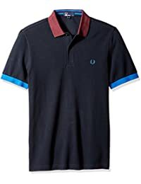 Fred Perry Authentics Colour Block Polo