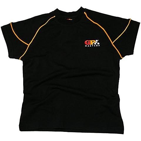 GP Masters F1donna nero T shirt, donna,