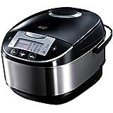 Russell Hobbs Cook@Home Robot de Cocina, 900 W, 5 litros, Negro