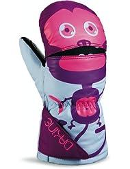 Dakine Handschuhe Scrambler Mitt - Guantes de esquí para niña, color mono, talla S