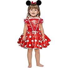 Minnie - Disney - Traje de Carnaval colección bebé - 2122H007