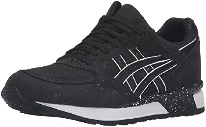 ASICS Men's Gel Lyte Speed Fashion Sneaker  Black/Black  8.5 M US