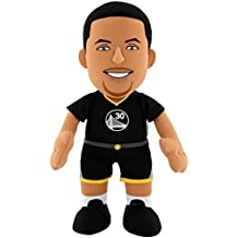 NBA Golden State Warriors Stephen Curry Plush Figure, 10 by Bleacher Creatures