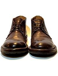 moma shoe - Botas de Cuero para Hombre Toro