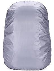 Cuckoo Nylon Impermeable Mochila Impermeable Mochila Agua Resist Protectora Paquete Ligero para Senderismo Camping Viajes Actividades