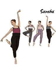 Sansha E04f Gaby Combinaison De Danse Femme