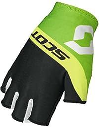 Scott essential Light guantes de ciclismo colour negro corto/verde 2015, color , tamaño M (9)