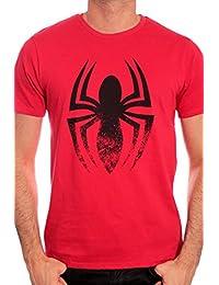 Marvel Herren T-Shirt Spiderman
