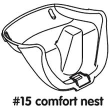 Para Notebook para trona Bloom Fresco–Elevador de color blanco–# 15Comfort Nest White