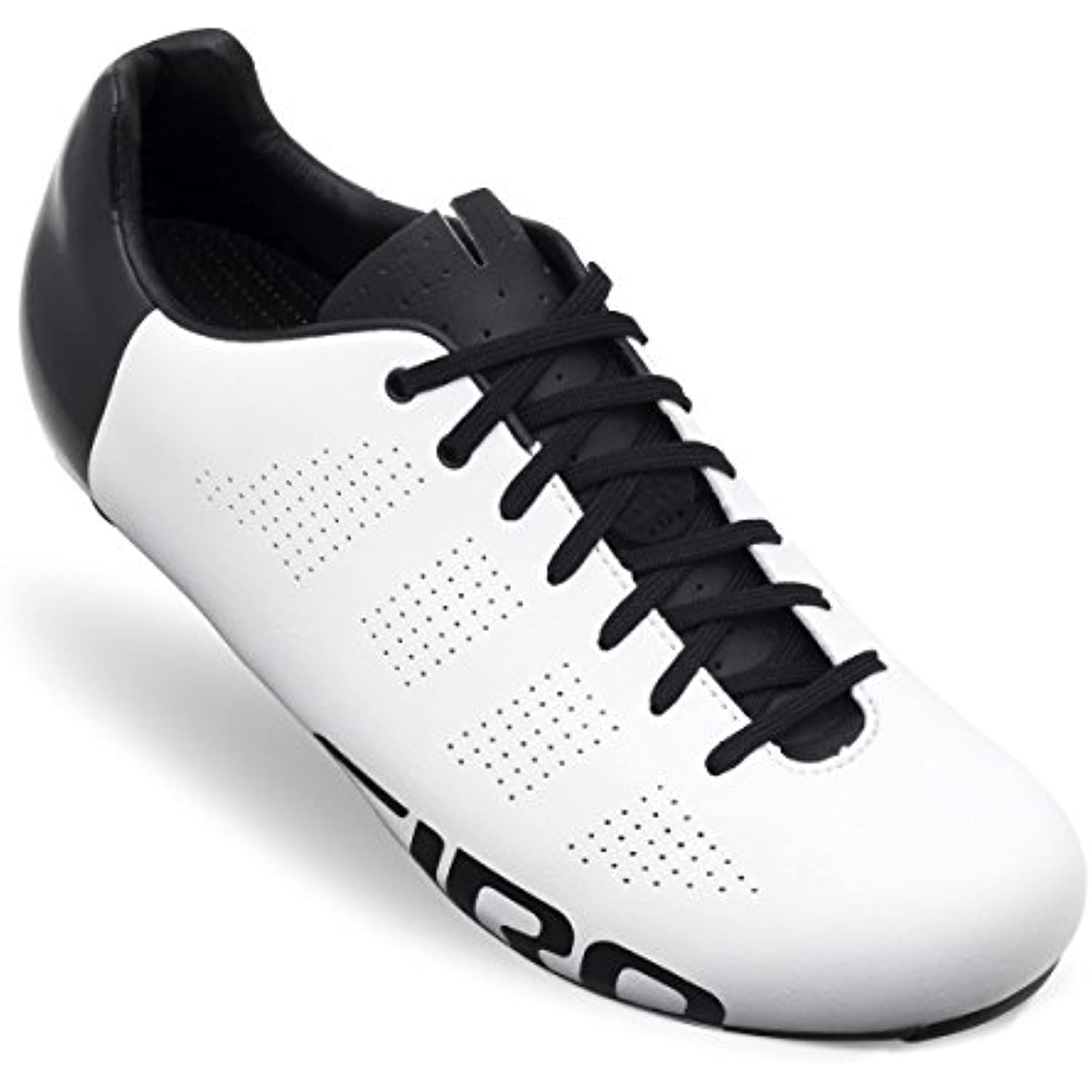 Giro Empire Road, Chaussures Chaussures Road, de Vélo de Route Homme, Multicolore (White/Black 000), 44.5 EU - B00GCBAH6I - a0a3d9