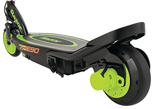 Razor Kid's Power Core E90 Electric Scooter – Green