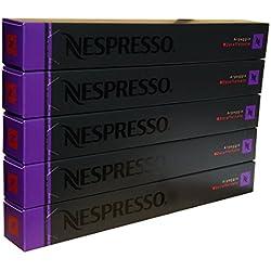 Nespresso Capsulas de café - 50 x Arpeggio Decaffeinato