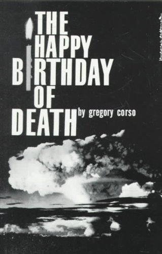 (The Happy Birthday of Death) By Corso, Gregory (Author) Paperback on (01 , 1960)
