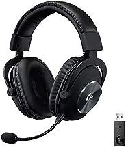 Logitech G PRO X Auriculares Inalámbricos LIGHTSPEED para Gaming, Micrófono Blue VO!CE, Controladores PRO-G de