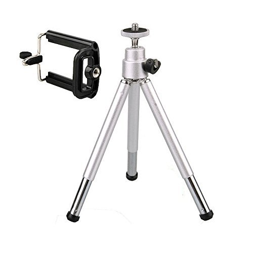 EVERYTHING IMPORTED Tripod For iPhone, Samsung, Sony, HTC, Oppo etc., Cellphone , Camera and Case Star Cellphone Bag (Telescopic Tripod)