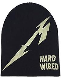 Metallica Bonnet Hardwired to self destruct nouveau officiel Noir slouch
