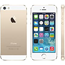 Apple iPhone 5s 32GB 4G Oro - Smartphone (iOS, SIM única, NanoSIM, GSM, WCDMA, LTE)