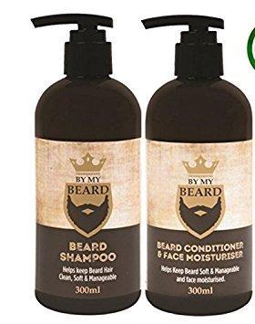 be my revitalisant à barbe et Shampooing de 300 ml