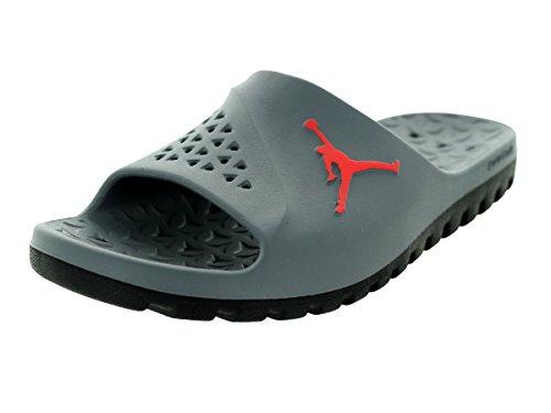Nike - Chaussures - jordan super fly team slide Gris
