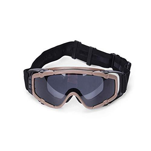ANSKT Anti-Schock-Schutz Skibrille Motorrad