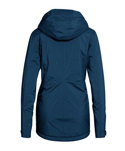 Maier Sports- Damen Freizeit Jacke in Schwarz oder Blau Artikel Carpegna (225719) Blau (368)